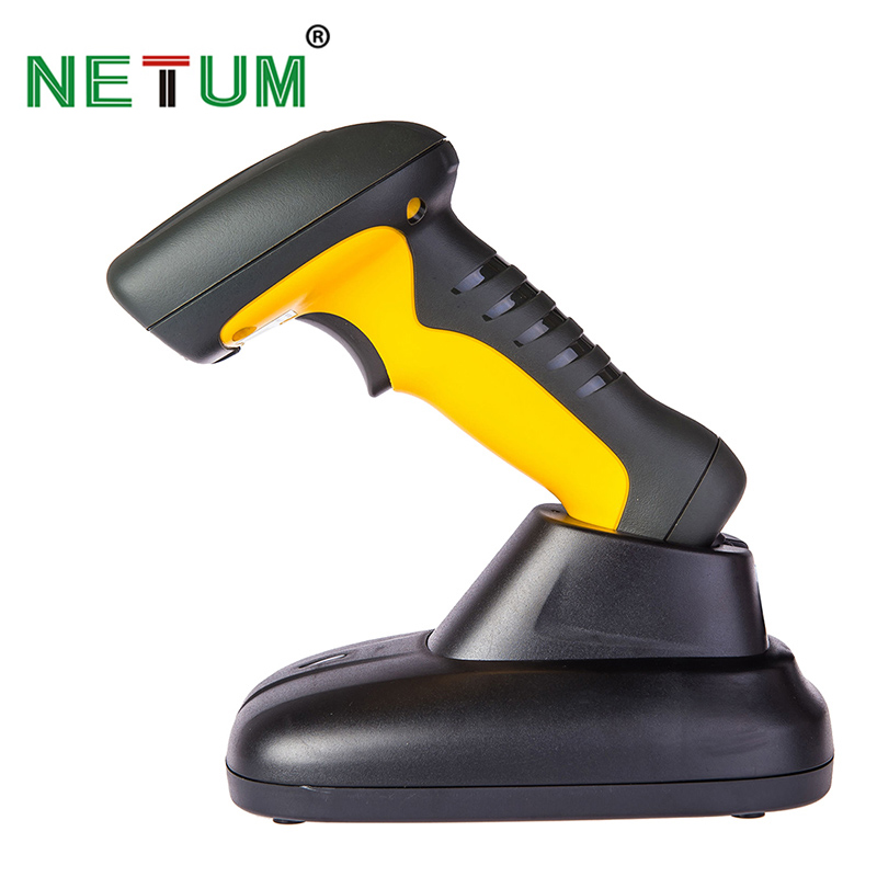 NT-1205bt Handheld Wireless Bluetooth Barcode Scanner Industrial IP67 Waterproof 32bit Bar Code Scanner for POS System NETUM caribe pl 40l ip65 rugged industrial mobile bluetooth pda 1d barcode scanner android 5 1