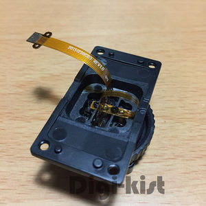 Image 2 - New flash Hot Shoe mounting foot for Godox TT350S TT350 Sony Version Flash Speedlite flashgun repair fix parts