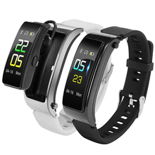 Newest Y5 Smart Watch Bluetooth HIFI Earphone Blood Pressure Heart Rate Smart Bracelet Men Sports Smart Wristband IOS Android newest c5 heart rate monitor smart wristband bluetooth 4 2 smart bracelet doe andriod ios system
