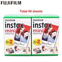 フジフイルムインスタックスミニ8フィルムblanc 2パック40枚フィルムミニ11 7 7s 8 9 90 25 55共有SP 1インスタントカメラ