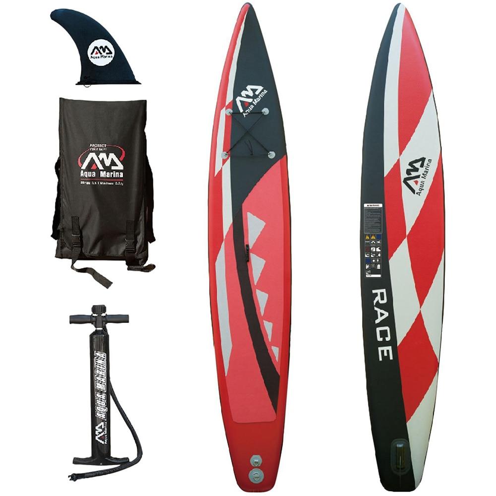 цена на Aqua marina stand up paddle board inflatable SUP Paddle board Speed SUP RACE board