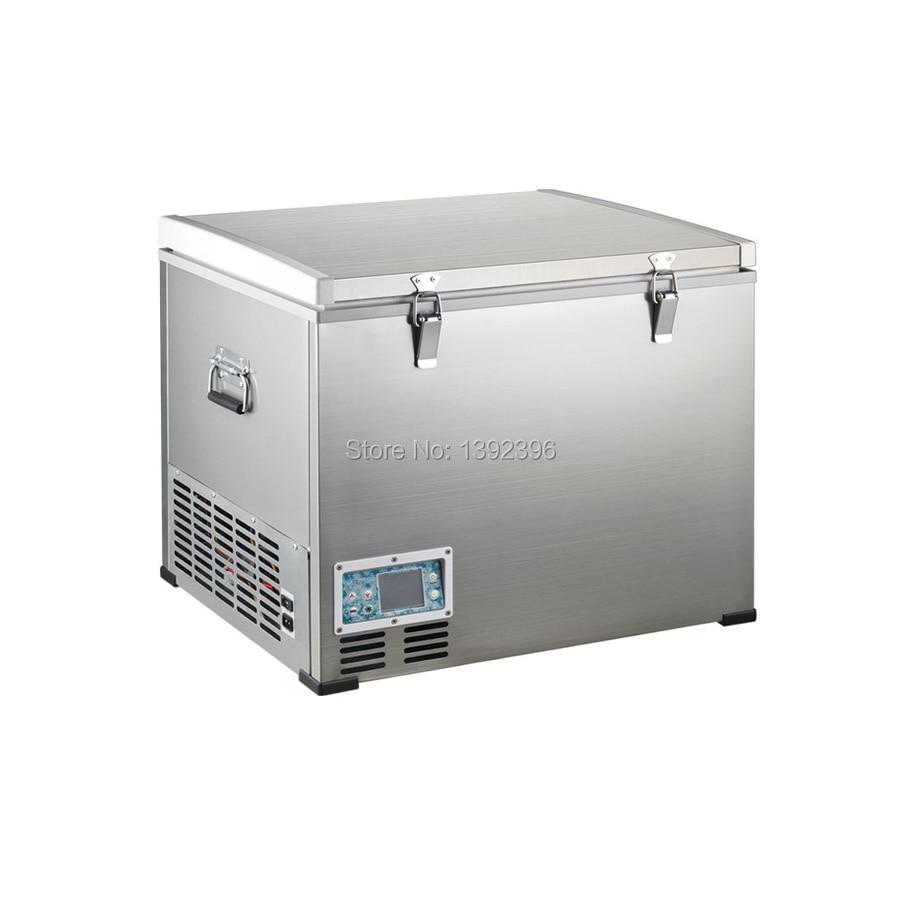 Outdoor Compressor Freezer Portable Icebox Fridge Car