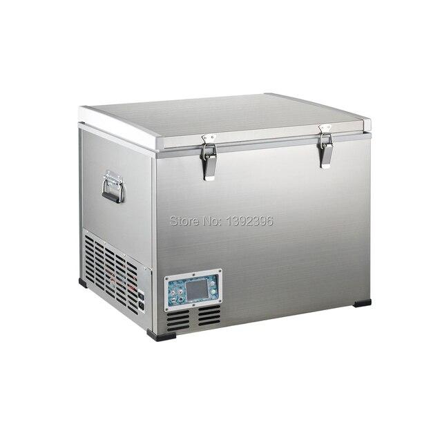 Outdoor kompressor gefrierschrank tragbaren kühlbox kühlschrank auto ...