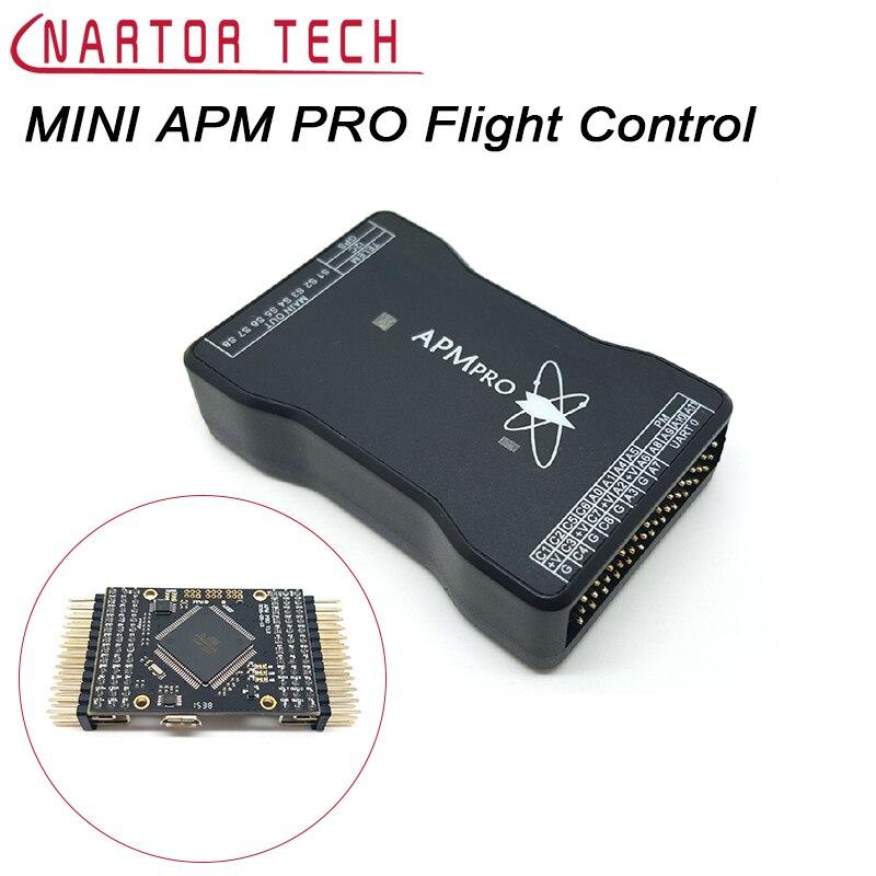 Мини APM Pro Flight Управление 2.8 2.6 с открытым исходным кодом Аппаратные средства полета Управление для многоосных машины четыре оси FPV-системы