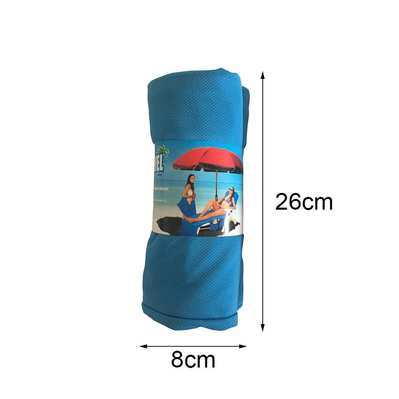 Home Textile Lovrtravel Towels Terry Super Absorbent Leisure Recliner Chair Cover Microfiber Beach Towel Large Lounger Beach Towel For Adults