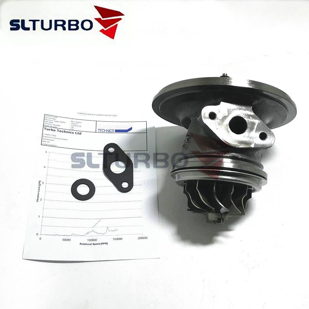 8-97176-0801 Turbocharger Core For ISUZU Truck Engine 4JB1T 2.8L 4JG2T 3.1L Oil Cooled - VA190013 8 97176 0801 Cartridge Turbine