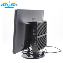 Mini pc i7 Barebone HTPC Nuc Fanless Computer Broadwell 5Gen Core i7 5500U Graphics 5500 Wifi