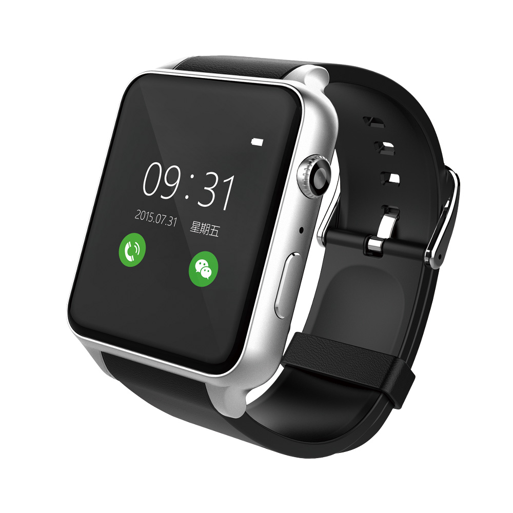 Smart Watch Bluetooth GT88 Smartwatch Support SIM TF Card Men Watches Passometer Heart Rate Sport Watch for IOS Android Watch
