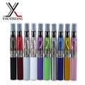 10 unids/lote Blister Solo Kit CE4 Ego Con CE4 Clearomizer Cigarrillo Electrónico 650/900/1100 mah EGO T batería NO 01