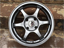 15 inch 4×100 15×6.5J  Alloy Rim Of The Hub Bore 73.1 mm ET35 15×6.5J  Wheel