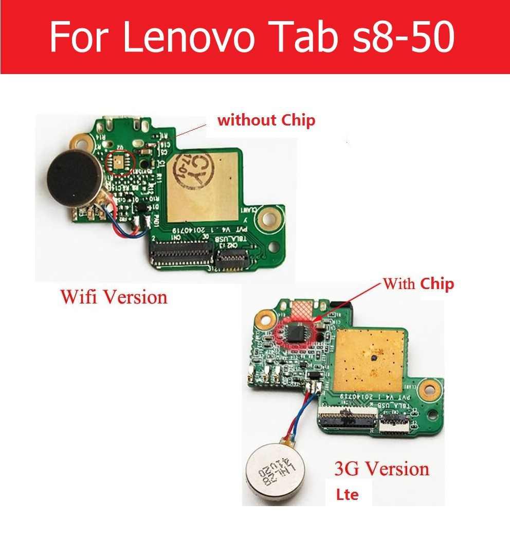Genuine USB Charging Jack Dock Board For Lenovo Tab s8 50 3G