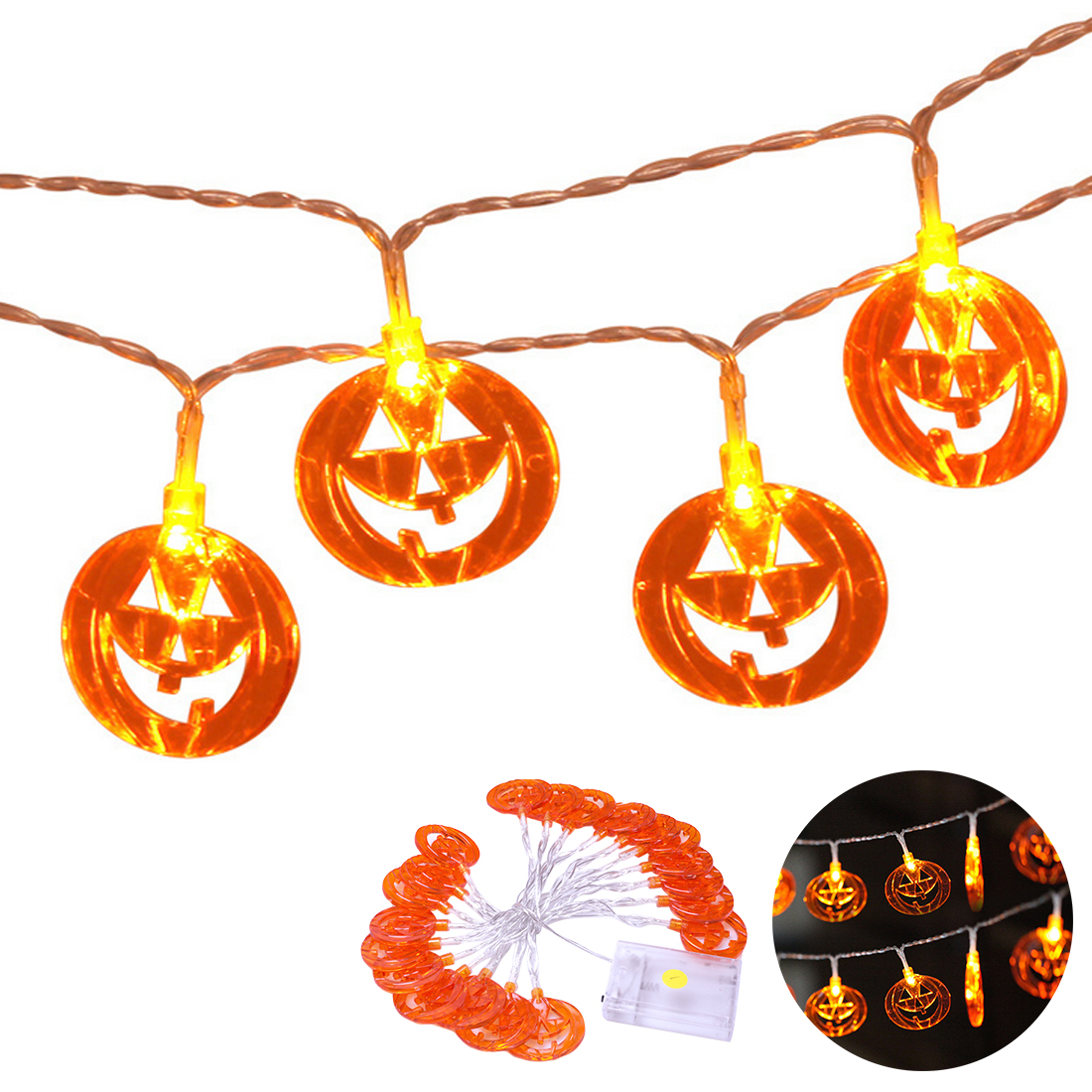 Jet Max Limited Lighted Grapevine Pumpkin: Aliexpress.com : Buy Halloween 1.2M 2.5M 5M Pumpkin LED