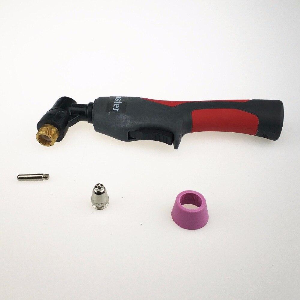 AG60 Taschenlampe Kopf Inverter Plasma Cutter Gun Heavy Duty Air Gekühlt 60A Plasma Schneiden Maschine AG-60 Plasma Schneiden taschenlampe Körper