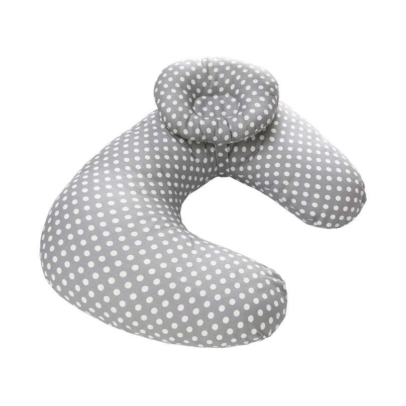 Детские подушки для грудного вскармливания, подушки для кормления, чехол для беременных, u-образная хлопковая подушка для младенцев, Подушка для кормления новорожденных детей 42H