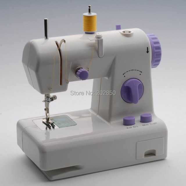 Mini Sewing Machineone Year Quality Warrantywhole Life Technical Mesmerizing New Life Sewing Machines