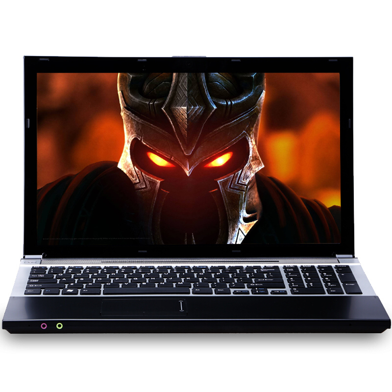 Image 5 - 15.6inch Intel Core i7 8GB RAM 120GB SSD 750GB HDD 1920*1080P FHD Screen DVD RW Windows 7/10 System Gaming PC Laptop Notebook-in Laptops from Computer & Office
