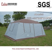 WeatherMaster 10-Person 2-Room Family Outdoor Tent Double Layers Cabin Shelter Hiking Camping Tent   16′ x 10′