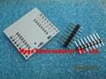 !!! 5 шт./лот ESP8266 серийный WIFI модуль переходная пластина Относится к ESP-07, ESP-08, ESP-12