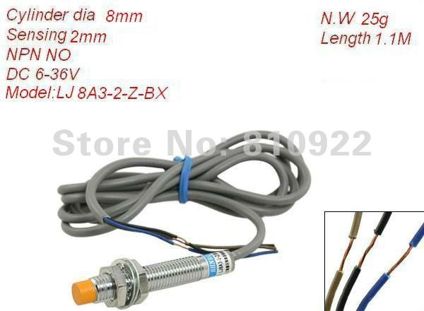 Wiring Npn 8mm - DIY Enthusiasts Wiring Diagrams •