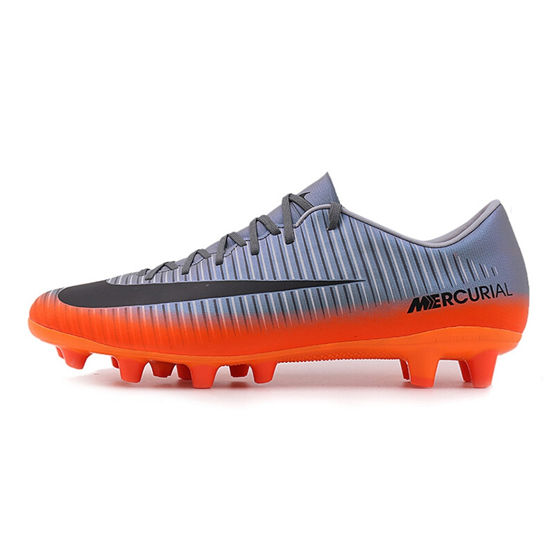 new style 0a97a 18f61 US $119.0 |Original New Arrival 2017 NIKE MERCURIAL VICTORY 6 CR7 AG PRO  Men's Football Soccer Shoes Sneakers-in Soccer Shoes from Sports & ...