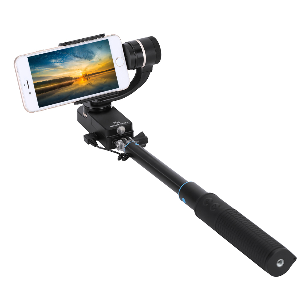 sale retailer 2dbe2 6f841 US $148.0 |For iphone 7 Feiyu FY SmartStab both Wearable and handheld  Stabilizer 2 Axis Smartphone Selfie Gimbal SamsungPK FY WG Z1 Smooth-in  Tripod ...