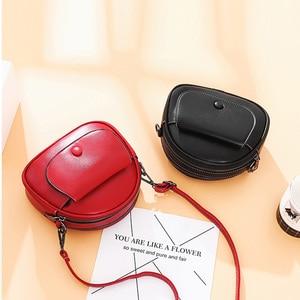 Image 4 - REPRCLA Fashion Designer Women Shoulder Bag PU Leather Crossbody Messenger Bags Ladies Handbag Bolsa Feminina