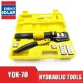 1 set X SH50 stecker stecker Crimper 120A 175 W 350A 600 V Batterie Kabel Crimp Crimpen Werkzeug Plir Ratsche zangen Lug-in Solarzellen aus Verbraucherelektronik bei