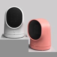 Warmbaby Office Home Mini Personal Heater Warm Each Person's Heart Indoor Electric Mini Desk Personal Small Heater