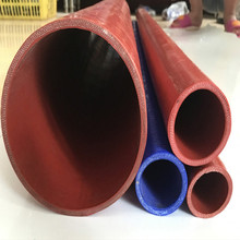 цена на length 50cm pipe turbocharged tube for car red turbo air intake durite silicone hose internal diameter 16MM-60mm free shipping