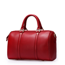 Female white-collar leather bag Mobile Messenger 2016 new fashion leather bag BB657