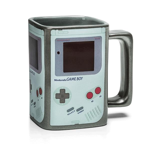 New Game Boy Color Change Mug Ceramic Coffee Tea Mug Classical Fun Cups for Boy Friend