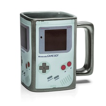 New Game Boy Cambio de Color Taza de Café de Cerámica Taza de Té Clásica Tazas Divertidas para Boy Friend