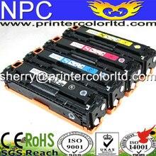 131a cf210a cf211a cf212a cf213a compatible cartucho de tóner de color para hp laserjet pro 200 color m251n m251nw m276n m276nw impresora