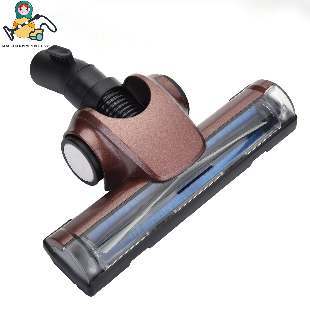 CLEAN DOLL 32mm 35mm Air Driven vacuum Turbo Brush hard Floor Brush for Philips ELECTROLUX VAX Miele NUMATIC HENRY Tool цена и фото