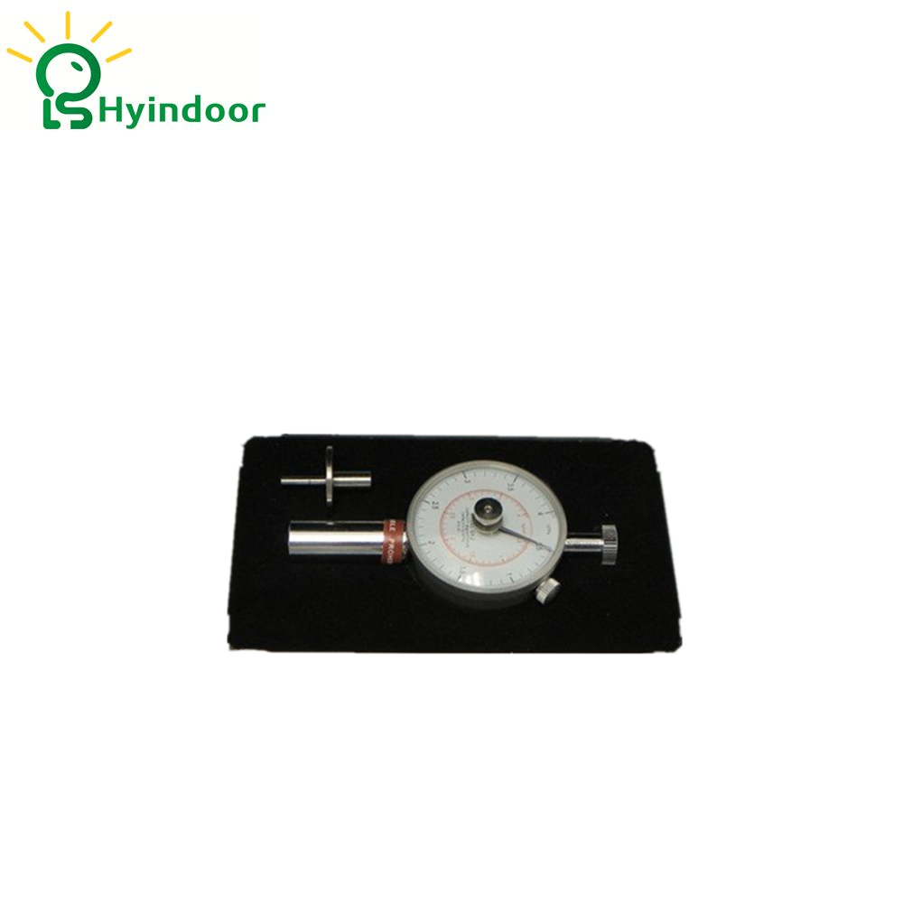 Attractive quality Fruit Sclerometer Fruit Hardness Tester Fruit Firmness Tester, Penetrometer GY-3 freeshipping fruit hardness tester fruit sclerometer fruit penetrometer gy 3