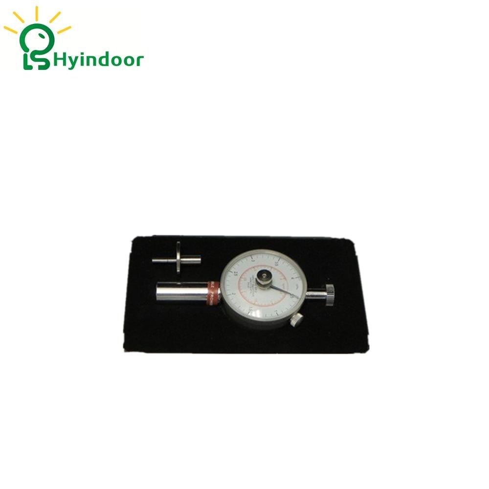 Attractive quality Fruit Sclerometer Fruit Hardness Tester Fruit Firmness Tester, Penetrometer GY-3 недорго, оригинальная цена