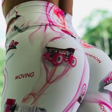 Sexy Skates Printed Leggings