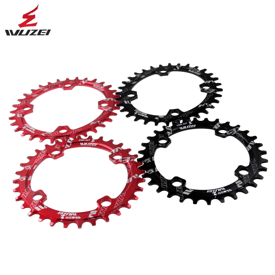 Cycling Bicycle Crank & Chainwheel Honesty Wuzei 96bcd Round/oval 32/34/36/38t Mtb Mountain Bike Bicycle Chainring For Shimano Alivio M672 M782 M4000 M4050 Gx Crank Convenient To Cook
