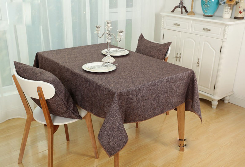 2016 Summer new Rustic fabric fashion linen table cloth tablecloth dining  table cloth table cover  Online Get Cheap Dining Table Cloth  Aliexpress com   Alibaba Group. Dining Room Linen Tablecloths. Home Design Ideas