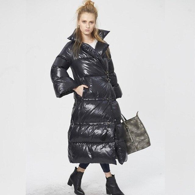 fa0a73b8414 2016 women's parka extrem warm winter coat ukraine long women coat jackets  and coats women long puffer jacket women with down