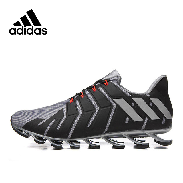 the latest 12ec7 edb21 Adidas Original New Arrival Authentic Official Springblade pro m Men s  Running Breathable Shoes Sneakers AQ7560 AQ7559