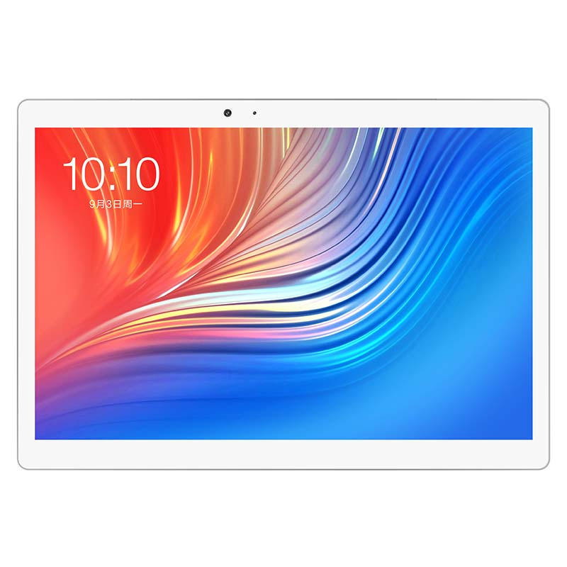 Teclast Fingerprint Tablet Mt6797x27 Deca-Core Android-7.0 64GB GPS PC Network-13.0mp