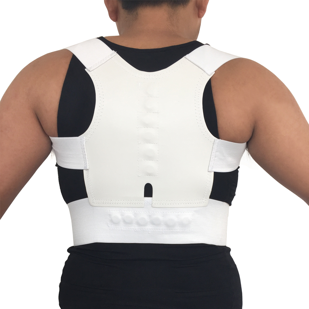 Taille Lombaire Colonne Vertébrale Posture Correction Pour Sport Hommes Retour Ceinture de Soutien Puissance Magnétique Correction Posturale Ceinture Livraison Gratuite