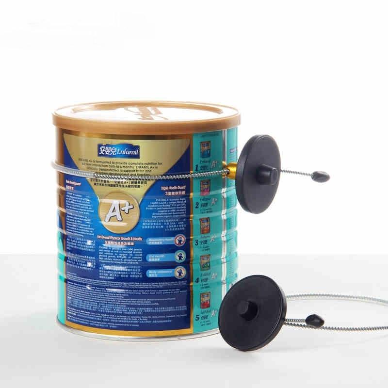 500pcs/lot eas bottle tag, 2017 New High sensibility eas EAS anti-theft rf bottle milk powder tag for supermarket sense and sensibility