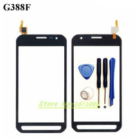 4 5 For Samsung Galaxy Xcover 3 G388 G388H G388F Touch Screen Digitizer Sensor Replacement Original