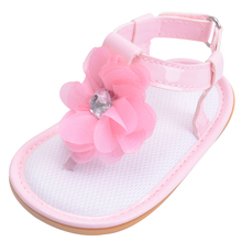 Infant Summer Baby Shoes Flower Design 6 Colors Available Toddler Girl Soft Soled First Walkers 0-18M  Moccasin