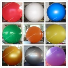 2m Giant Inflatable balloon for Advertising,PVC Material Sky Sphere, Big Balls for Sale цена