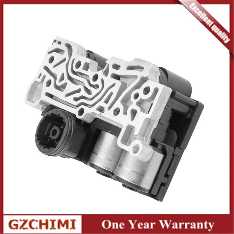 5R55S 5R55W Transmission Solenoid Block Pack Vehicle Gearbox Solenoid Valve For Ford Explorer Mountaineer