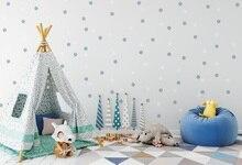 Купить с кэшбэком Laeacco Baby Toys Wigwam Tent Dots Wall Birthday Party Portrait Photo Backgrounds Photography Backdrops Photocall Photo Studio