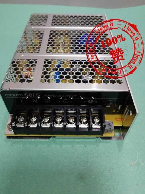 100% ohmron zasilacz S8FS C10024 zastępuje S8JC Z10024C 100W 4.5A 24V